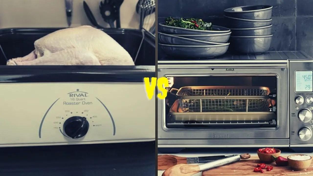 Turkey Roaster VS Oven