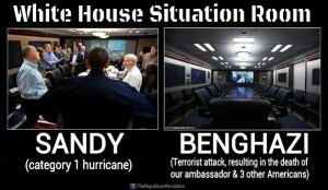 Benghazi situation room