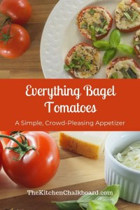 Bagel Spice Tomatoes