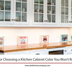 Kitchen Cabinet Color Hardware Tips For Choosing Design Author The Company Folder
