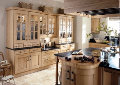 Croft Washed Kitchen