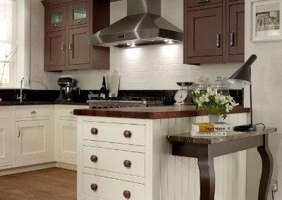 Milbourne InFrame Painted Kitchen