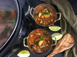 Vegan Vegetable Soup