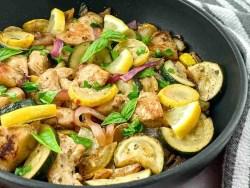 Chicken And Squash Recipe