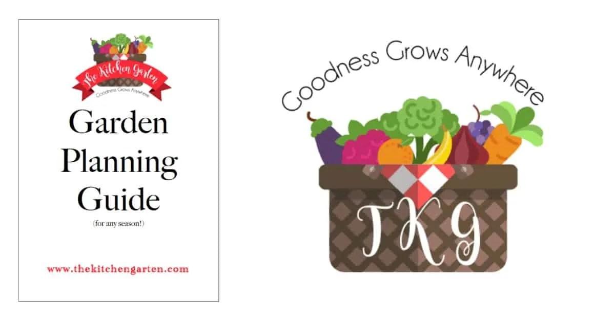 Free Kitchen Garden Planner!