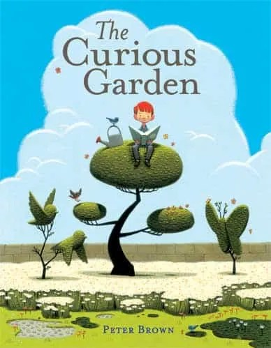 the curious garden book