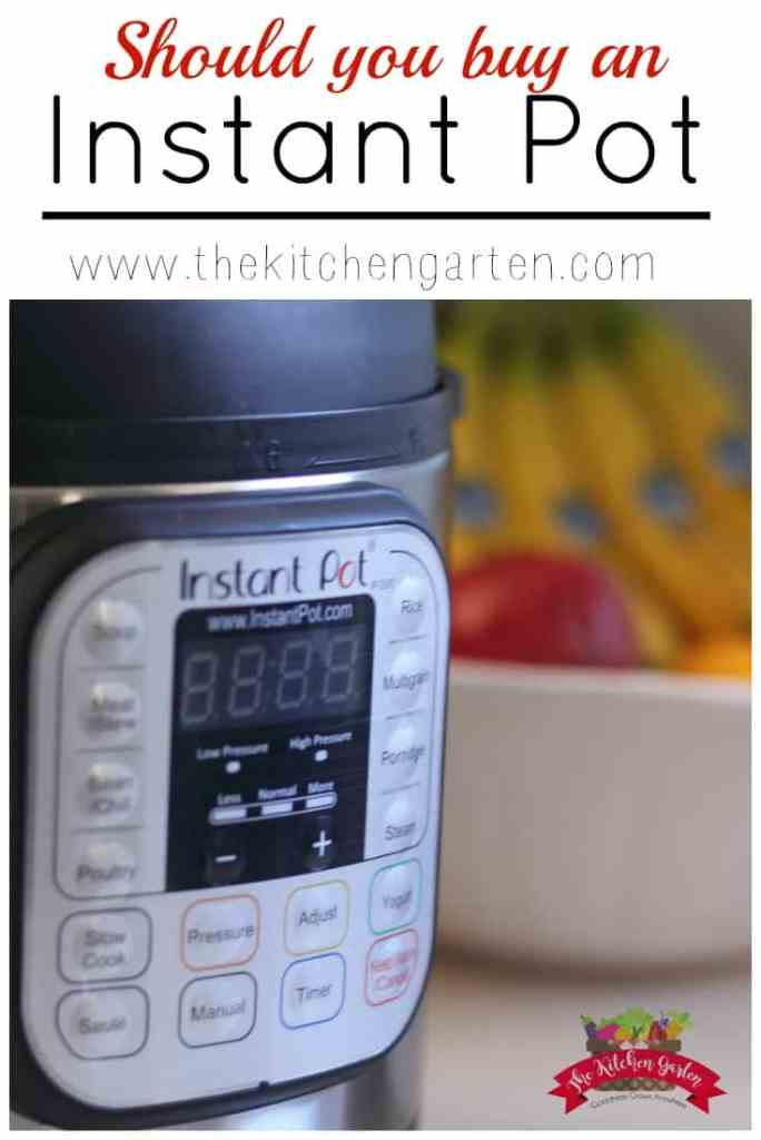 Instant Pot Review