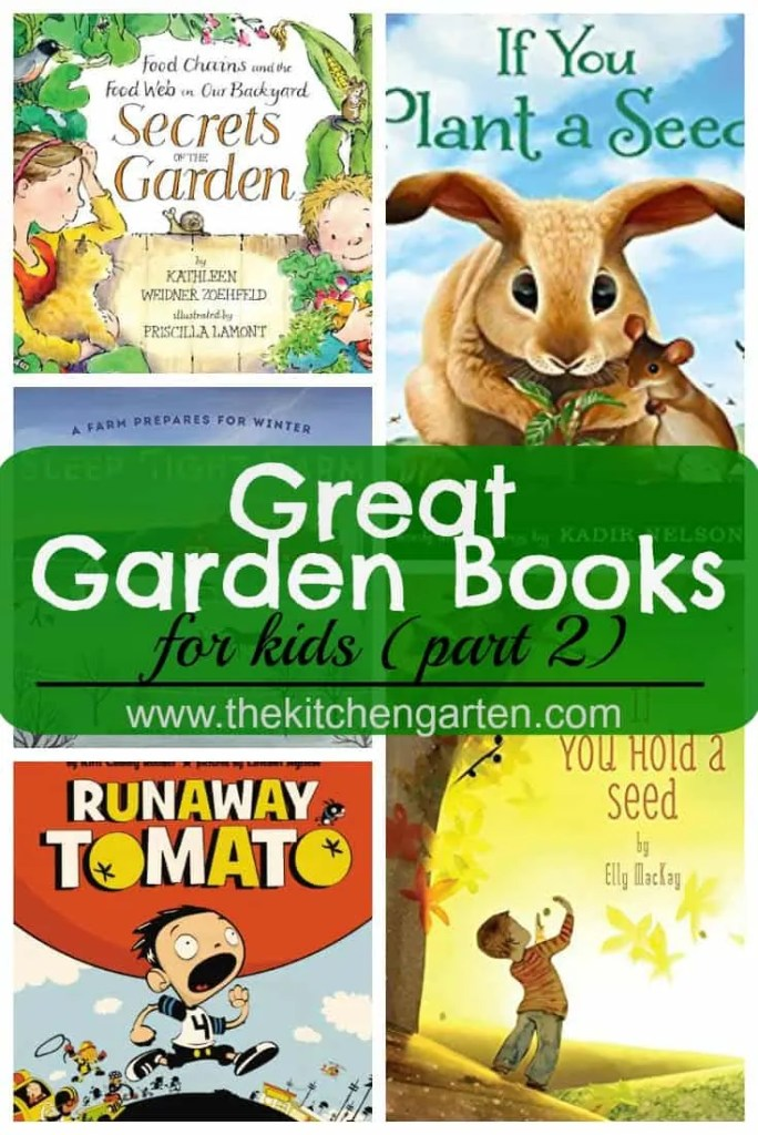 Garden Picture Books
