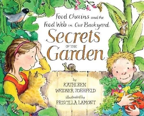 Garden picture books