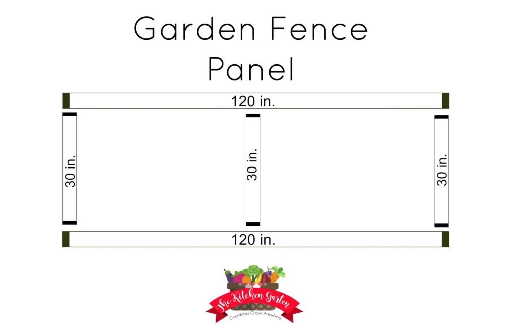 garden fence design