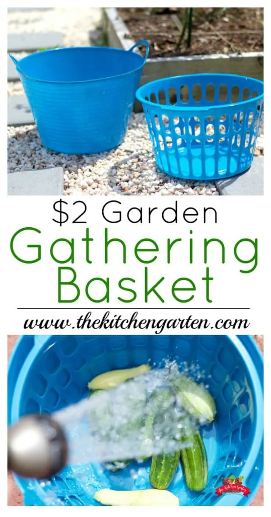 gathering basket