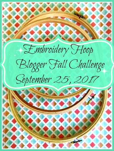blogger challenge fall