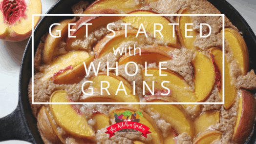 get started with whole grains