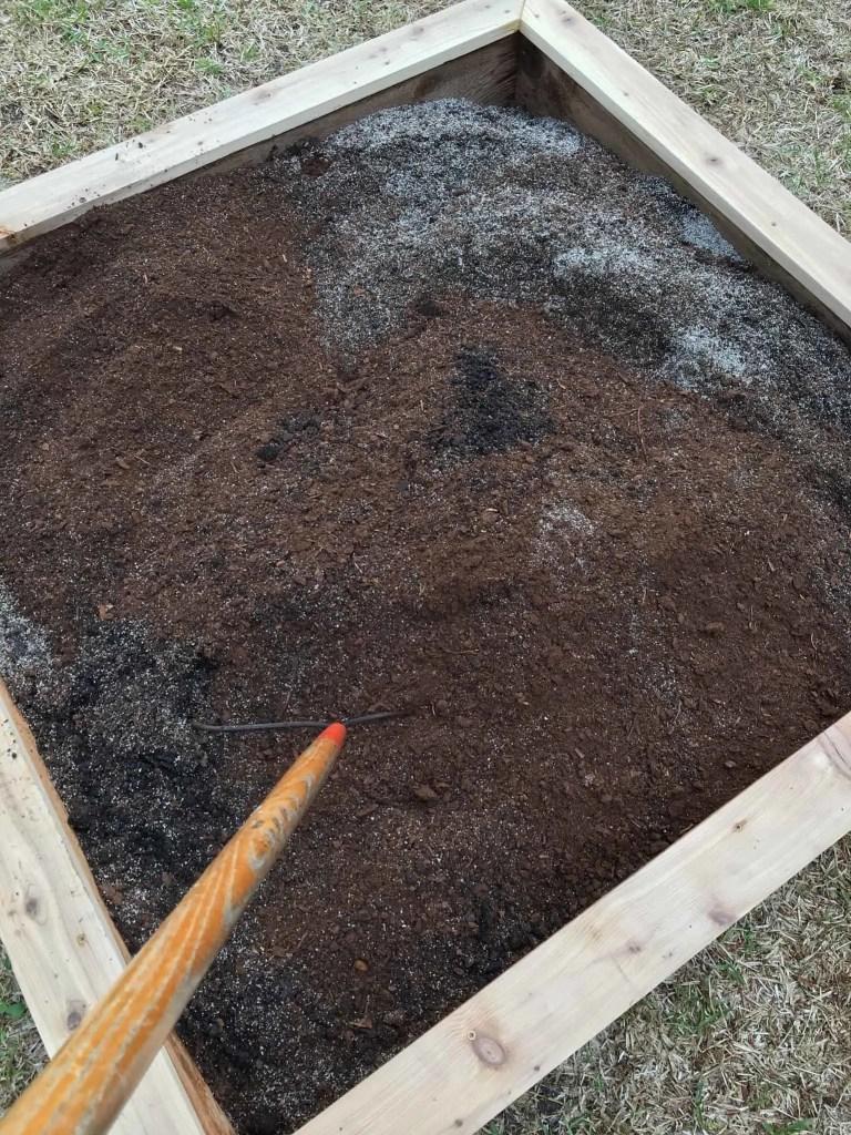 potting soil recipe