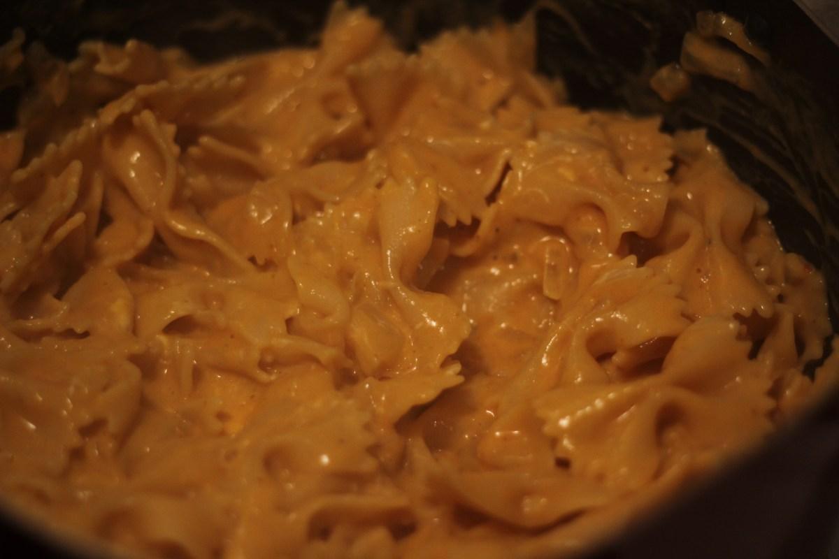 Pumpkin Mac and Cheese - The Kitchen Gent