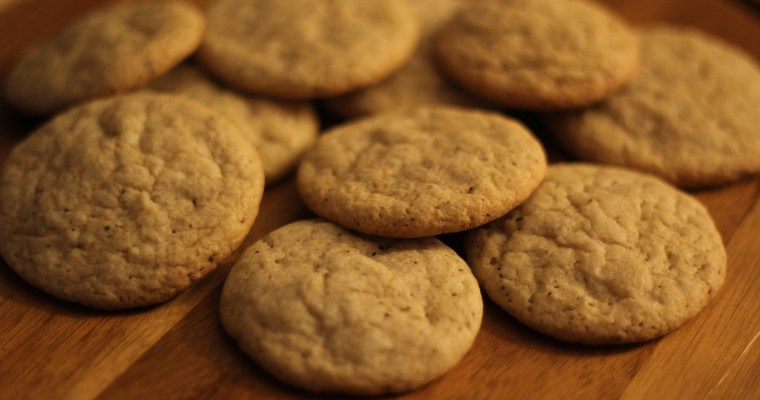 Engayged: The Marriage Party Proposals (+ Chai Spice Eggnog Cookies)
