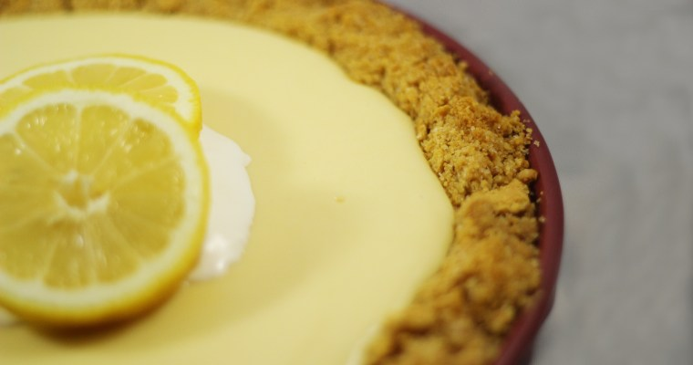 Joanna Gaines' Lemon Pie