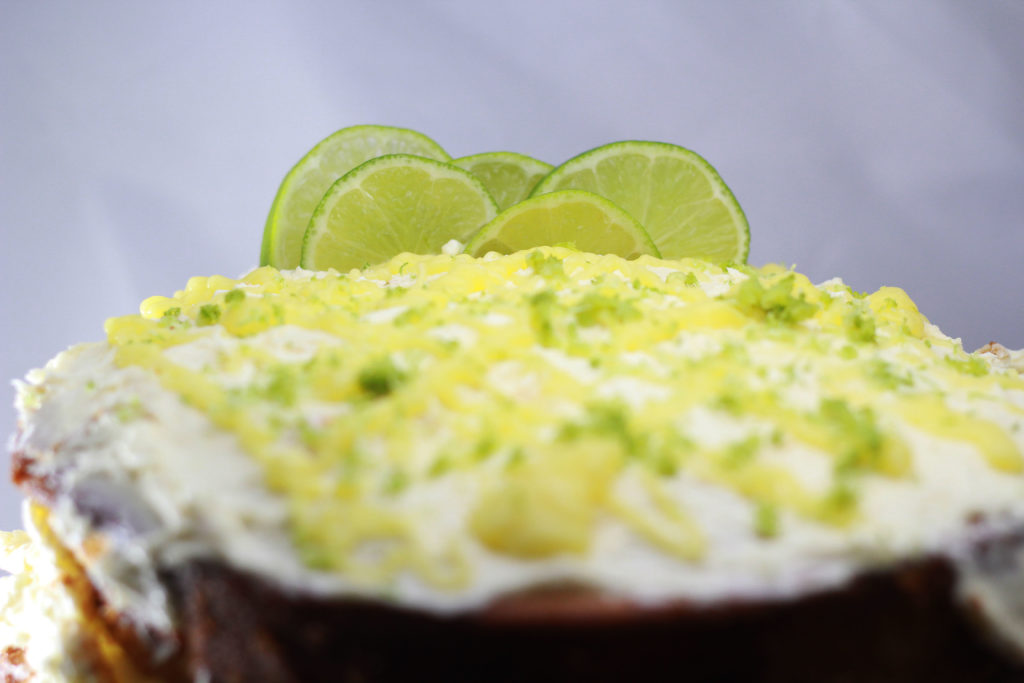 Lime Margarita Cake