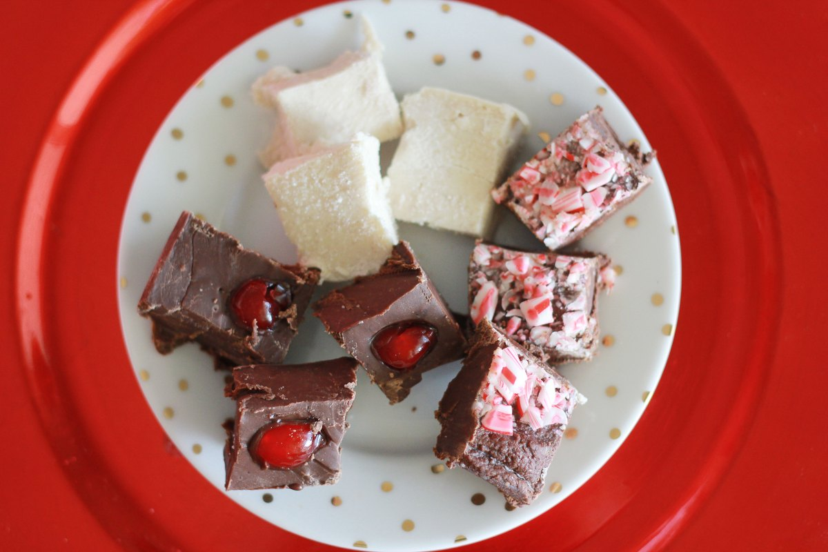 Christmas Fudge | The Kitchen Gent