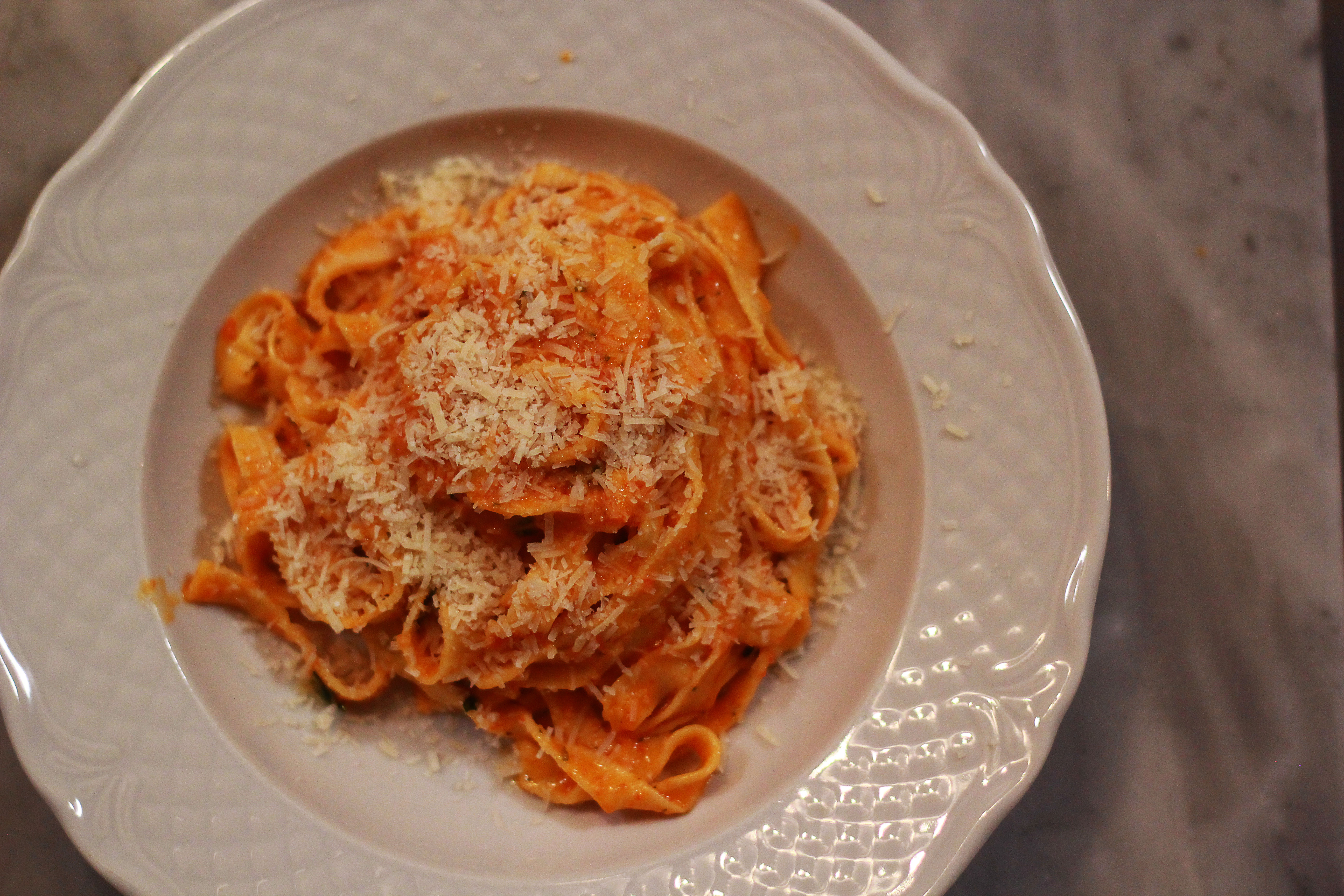 #LocalFoodieFriday: At The Italian Table