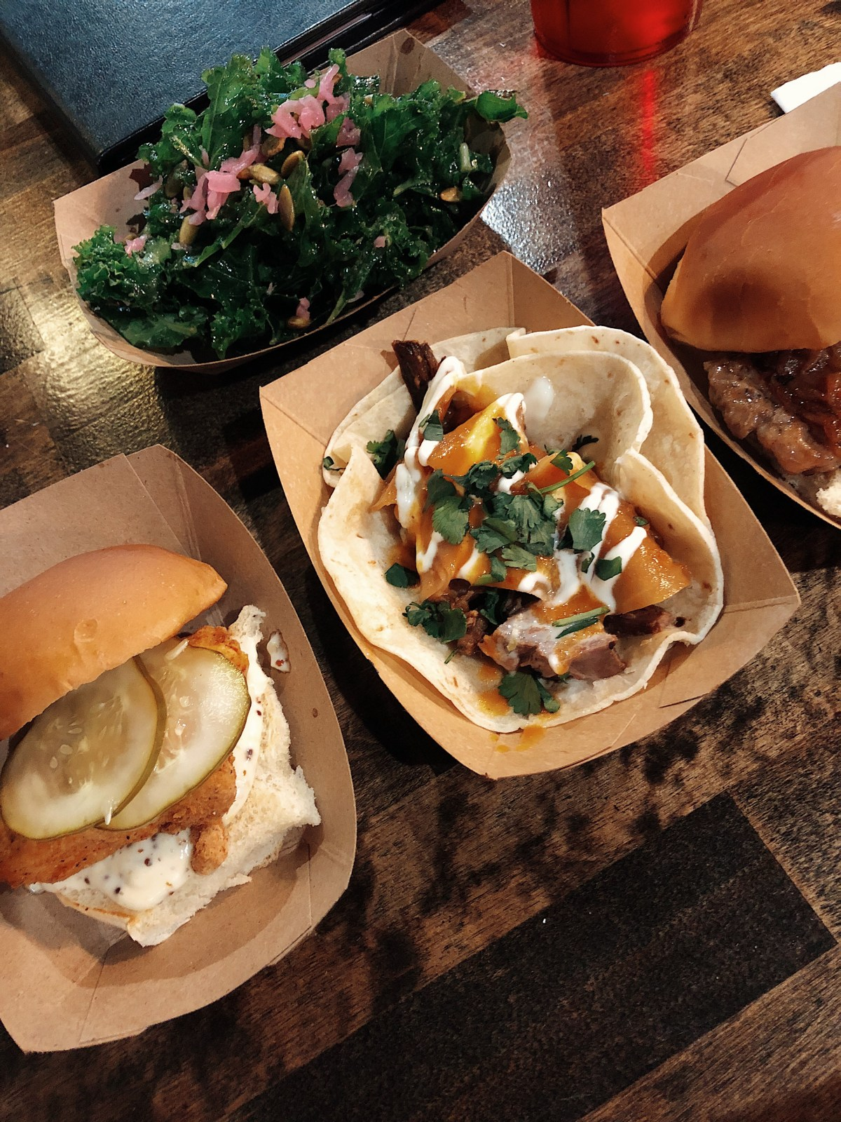 The Kitchen Gent | Oskar's Slider Bar