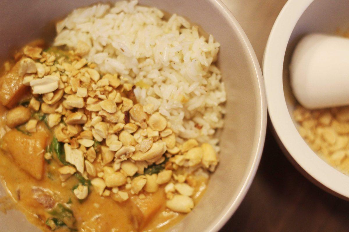 Peanut Stew | The Kitchen Gent