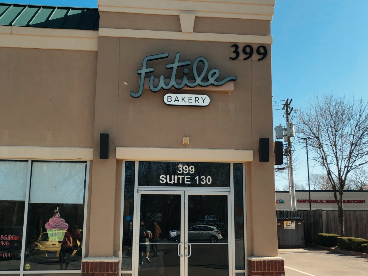 The Futile Bakery | The Kitchen Gent