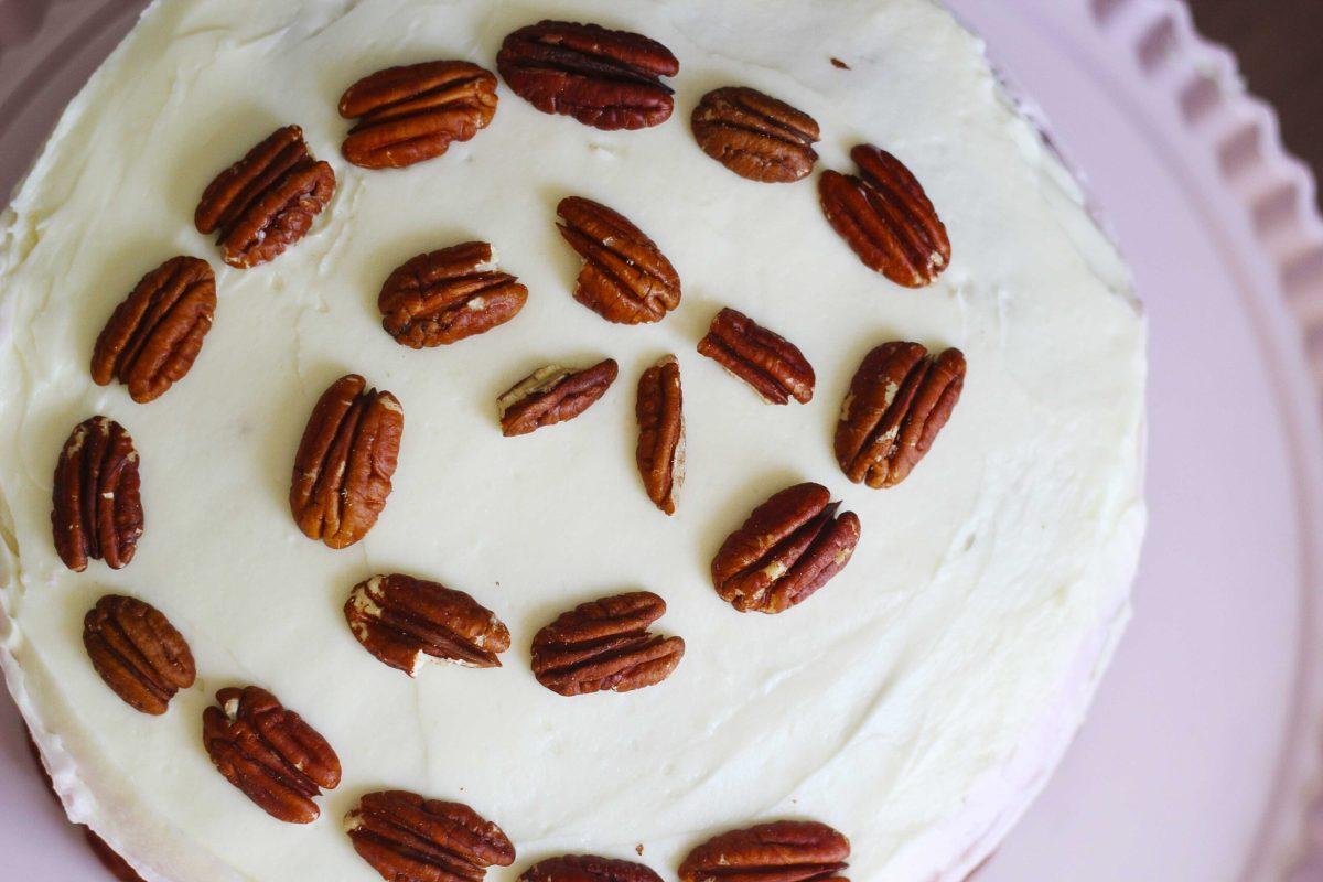 Hummingbird Cake | The Kitchen Gent