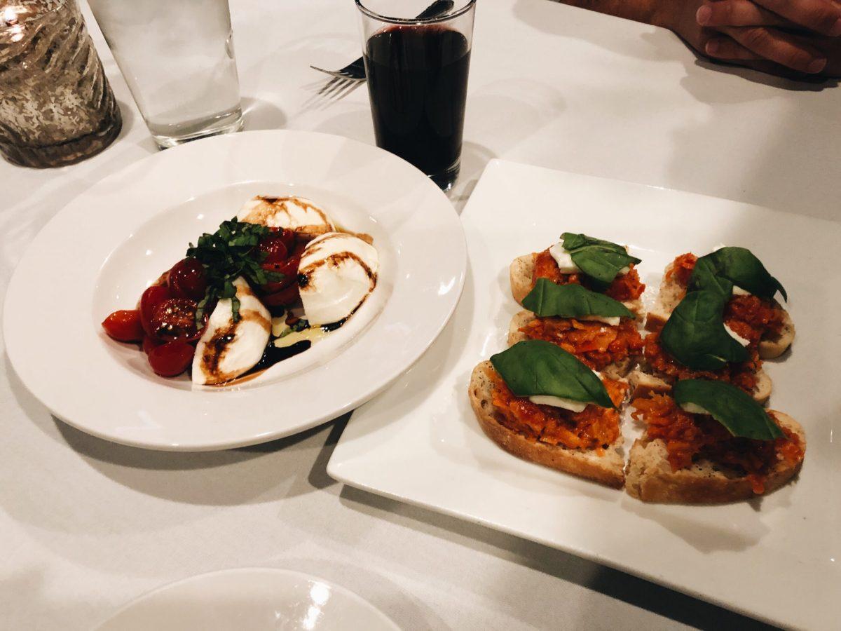 Silvio's Italian Restaurant | The Kitchen Gent
