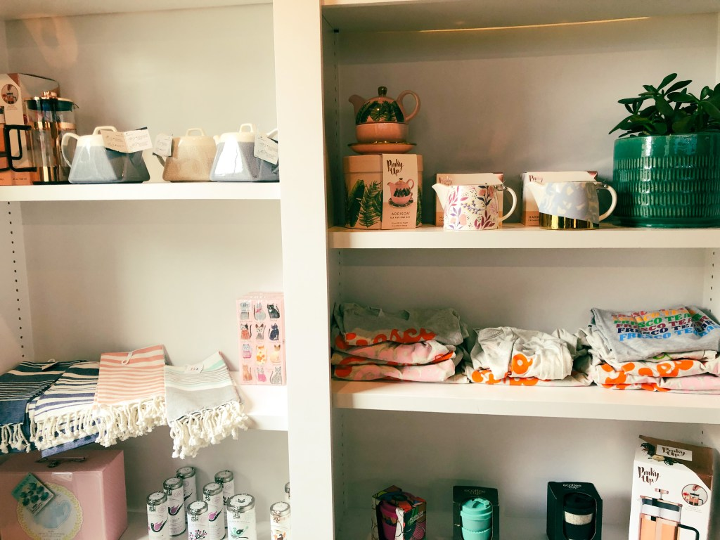 Fresco Tea Bar   The Kitchen Gent