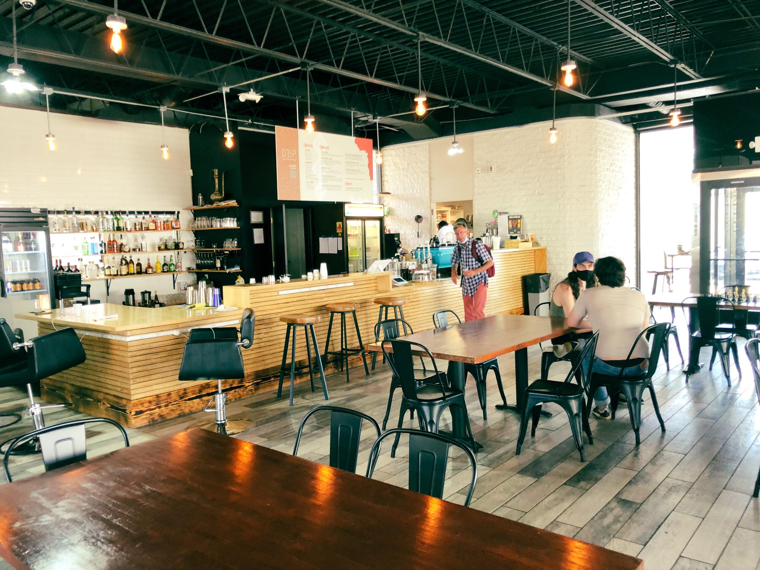 Drip Coffee Lounge | The Kitchen Gent