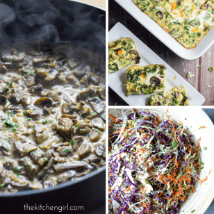 Gluten Free Recipes: simple, frugal recipes including salads, soups, sandwiches, pastas, rice dishes, and curries made with WHOLE FOOD ingredients. Many are vegan and vegetarian. thekitchengirl.com
