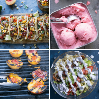 Mostly Healthy Labor Day Party Recipes