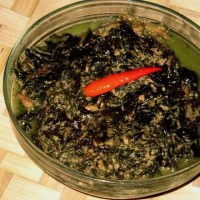 One of Our Family's Favorite Vegetable Dish - Laing