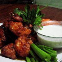 My Sister's Buffalo Wings Recipe