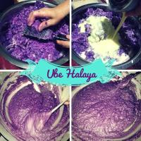 Ube Halaya - The Back-breaking Native Dessert