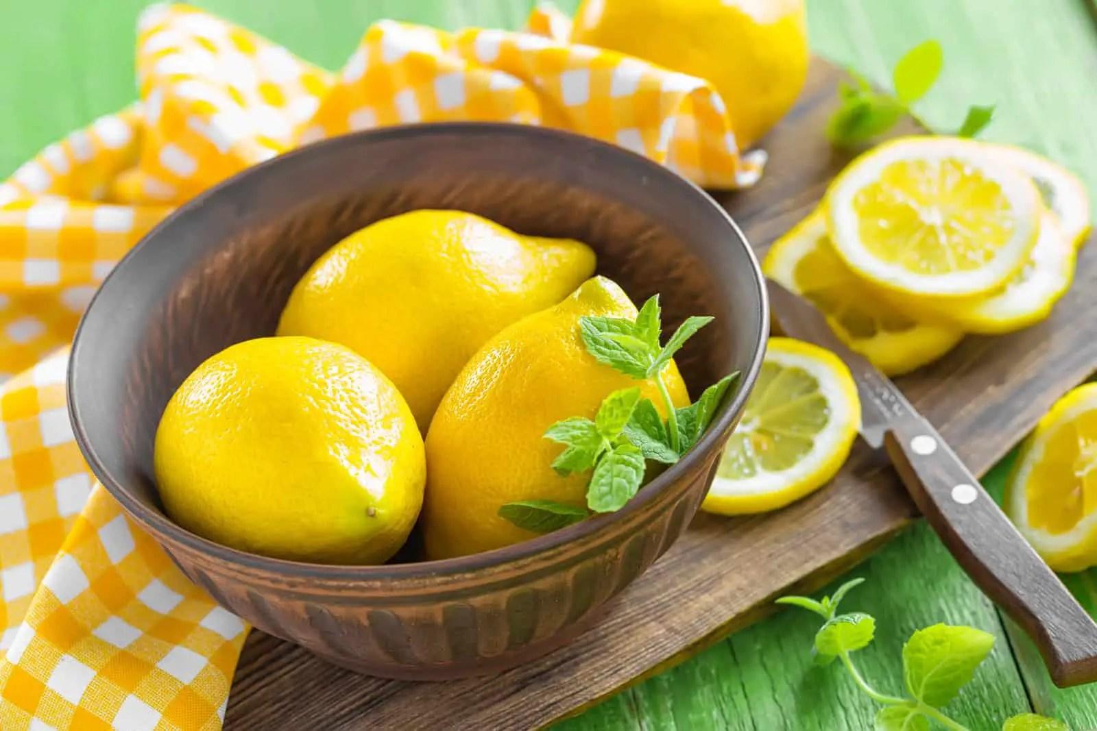 How Long Until Lemons Go Bad?