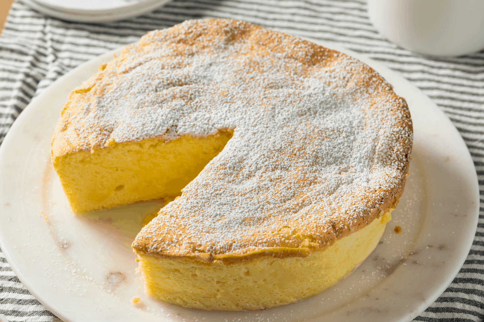 Can You Freeze Japanese Cheesecake?