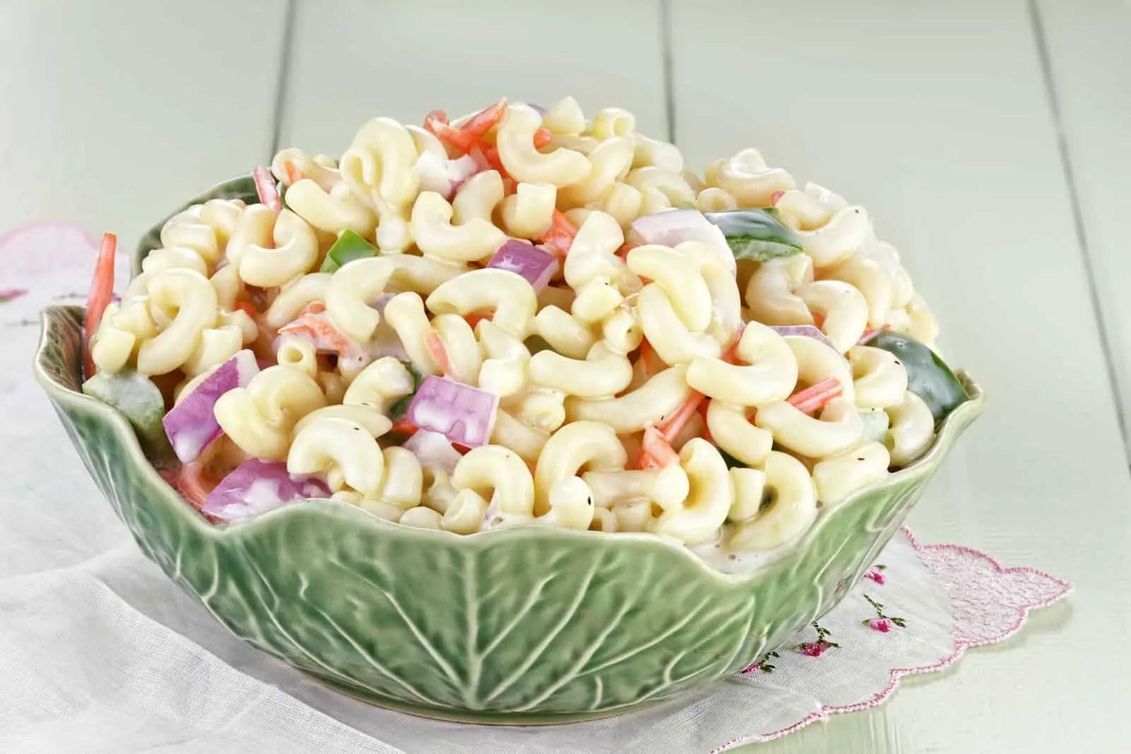Can You Freeze Macaroni Salad?