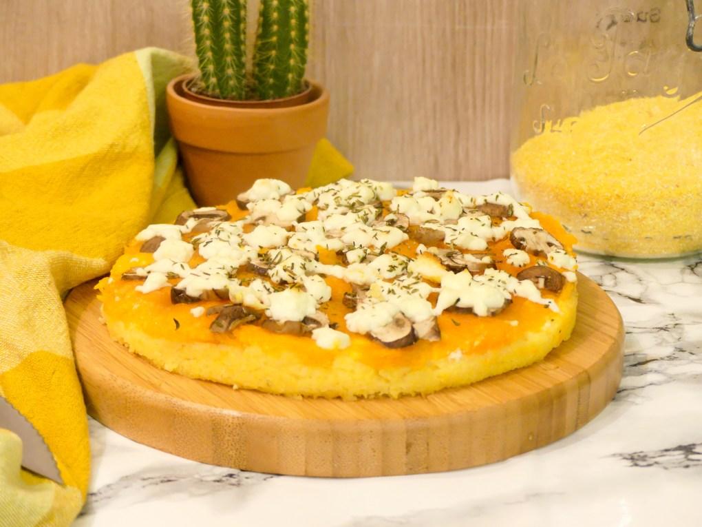 Pizza polenta butternut champignon (2)