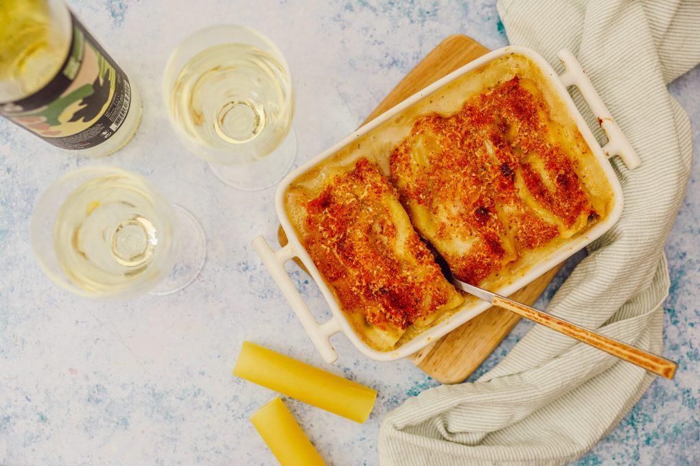 Cannellonis saumon épinard (4)