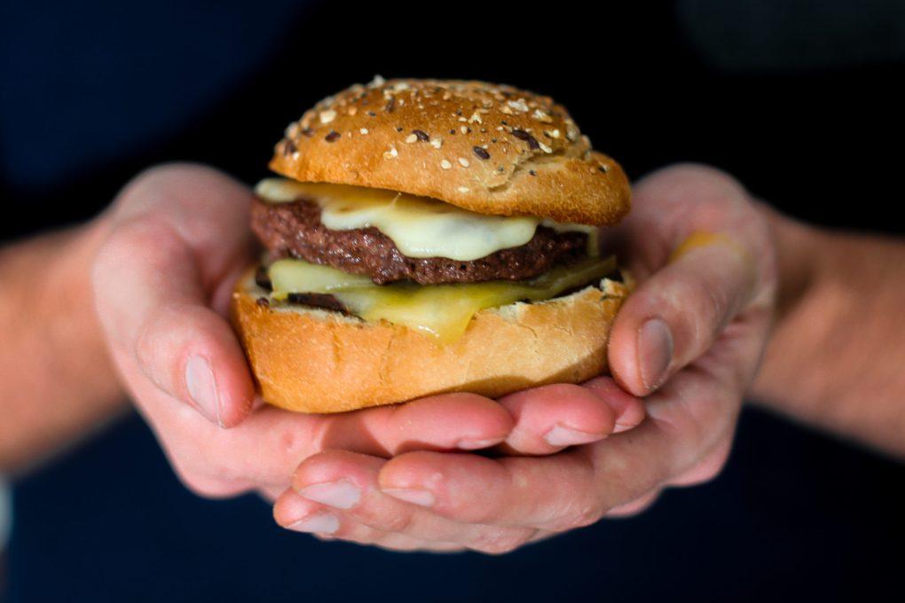 Burgers tomme et champignons (2)