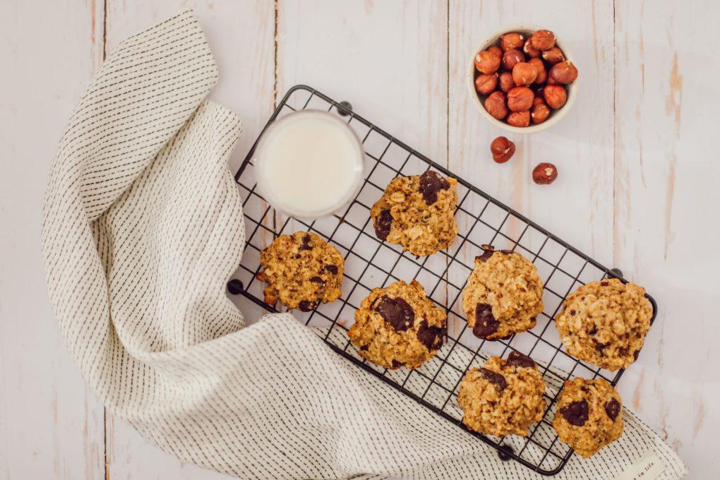 Cookies à l'okara (1)