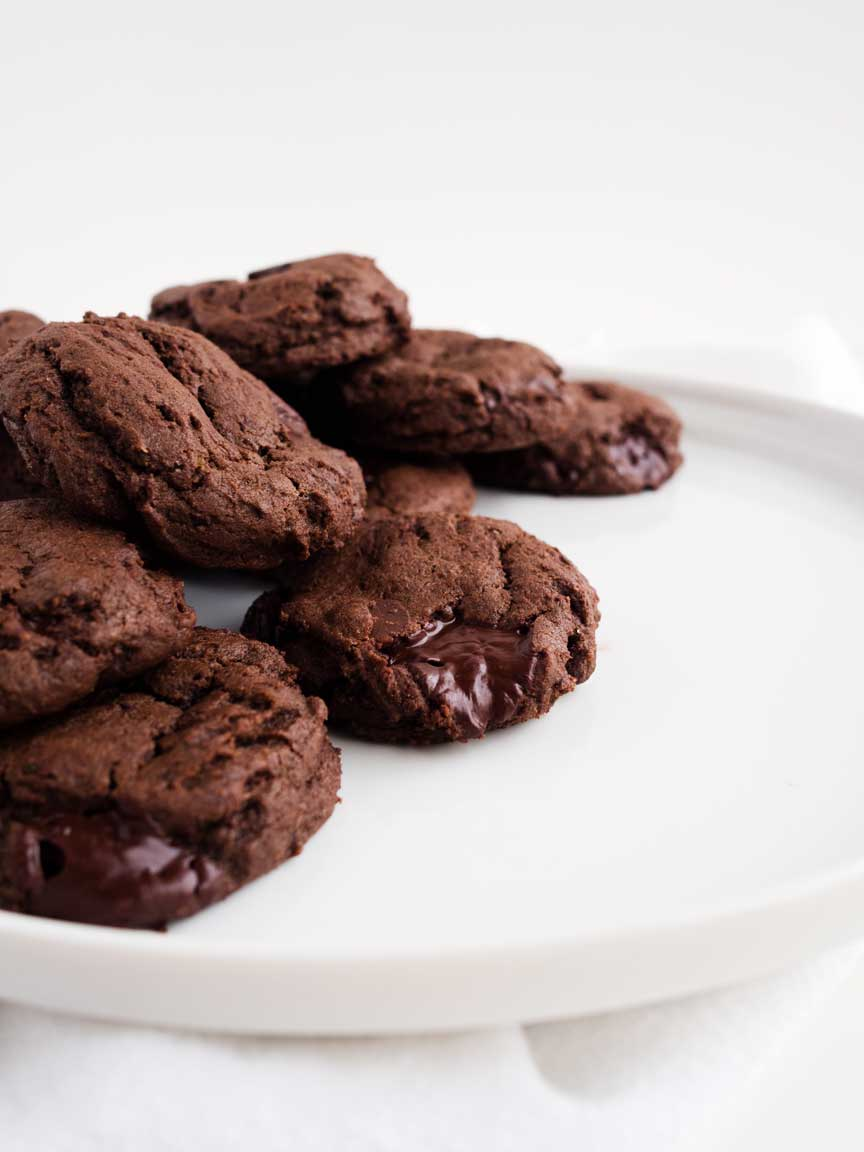 Resep Choco Chip : resep, choco, Double, Chocolate, Cookies, Recipe