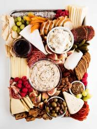 How To Assemble a Cheese Plate Recipe