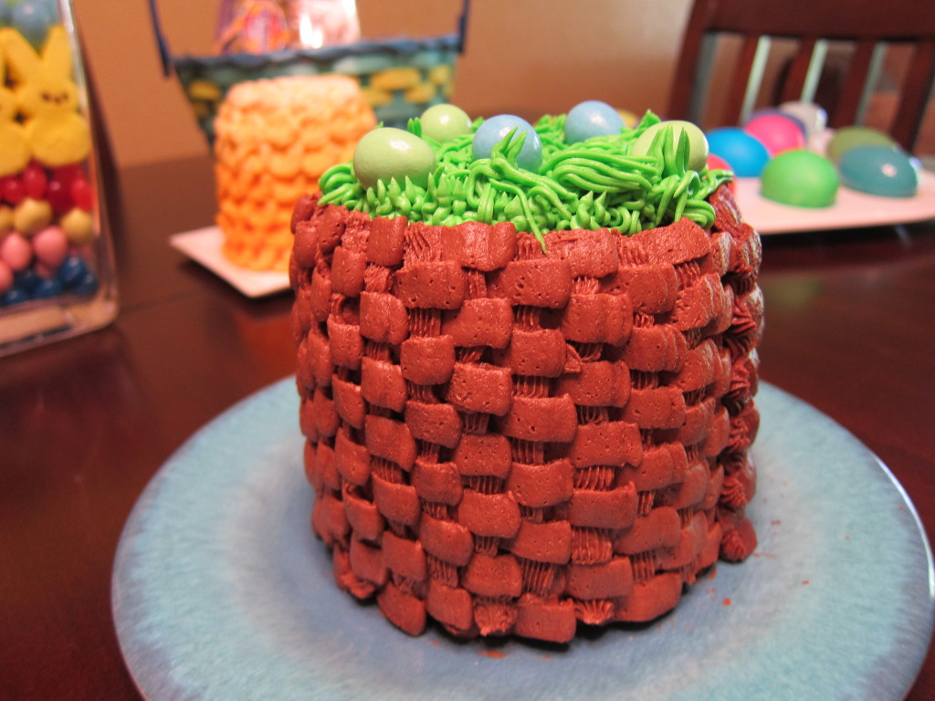Mini Cakes in Tin Cans and Other Easter Projects | The Kitchen ...