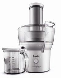 Breville Compact Juicer Fountain-juicer for a small kitchen