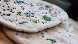Clean Eating Indian Naan Bread