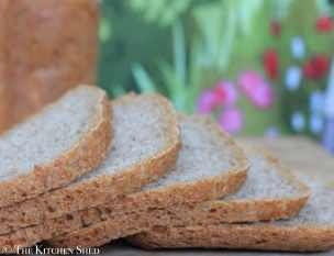 Clean Eating Breadmaker Bread