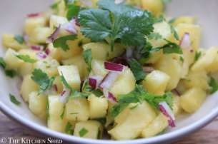 Clean Eating Pineapple Salsa